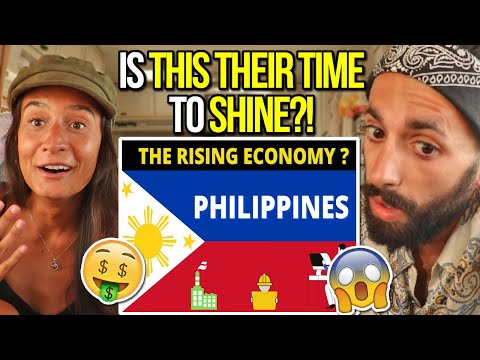 The RISING Economy of PHILIPPINES! (We Feel so Proud!)