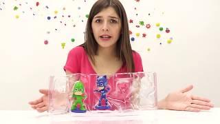 Видео для детей: ГЕРОИ В МАСКАХ! Ищем игрушку Алетт (мультик герои в масках). Toy Club
