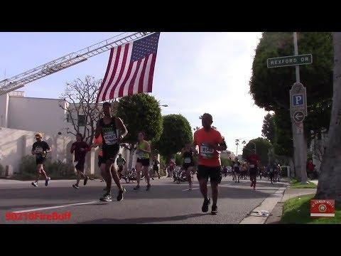 LA Marathon 2018 / Beverly Hills