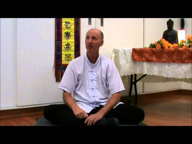 Guided Meditation Class 21 - Stephen Procter