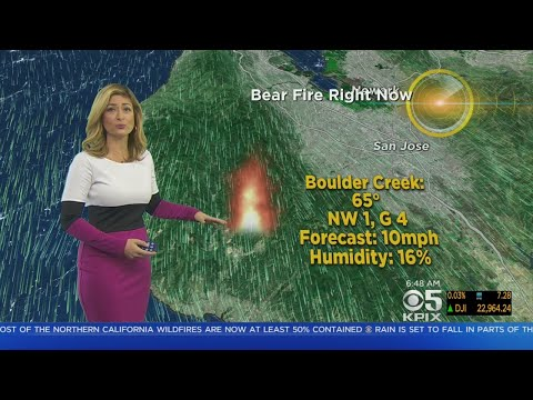 Tuesday Morning Forecast With Neda Iranpour