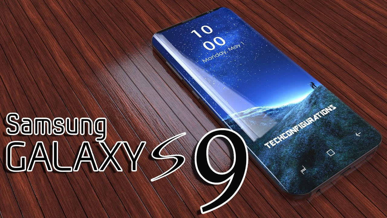 Samsung Galaxy S9 with 95% Screen to body ratio,Snapdragon ...