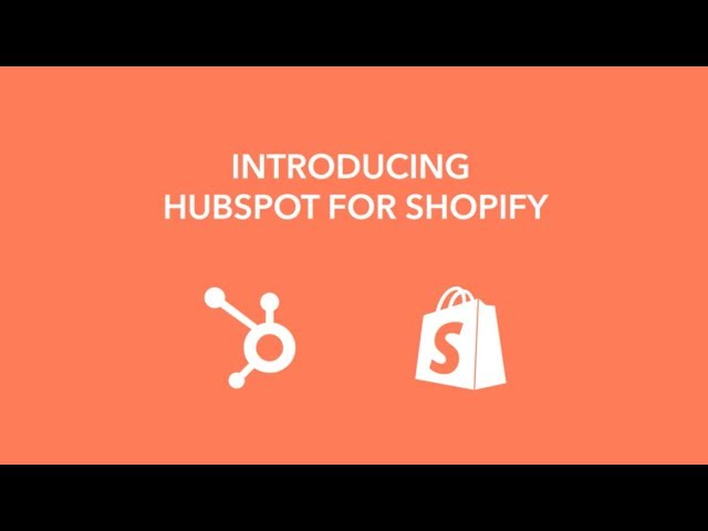 How To Build Your Shopify Products In HubSpot