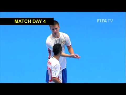 Match Day 4 - FIFA Futsal World Cup Colombia 2016