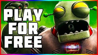 Play For Free | Plants vs Zombies Garden Warfare 2