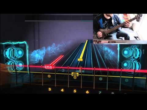 Rocksmith | Rammstein  - Stein Um Stein [Bass Guitar]
