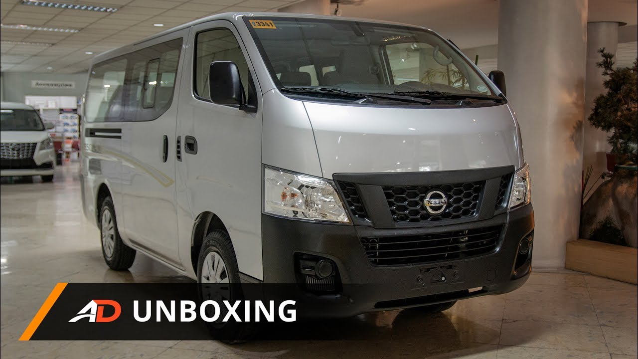 f437bbee0c 2017 Nissan NV350 12-seater Escapade Urvan - AutoDeal Unboxing - YouTube