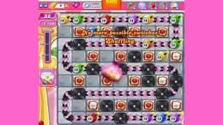 Candy Crush Saga Level 1023