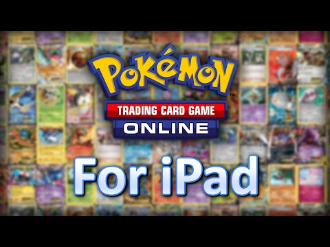 The Pokémon TCG Online Comes to iPad!