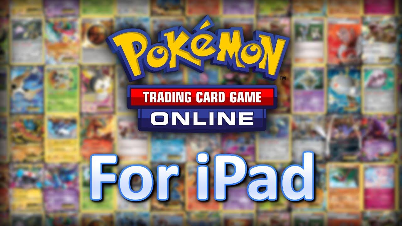 The Poku00e9mon TCG Online Comes to iPad!