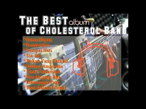 Rasha - The Best Album Cholesterol Band