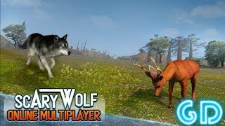 Scary Wolf : Online Multiplayer Game Gameplay Android