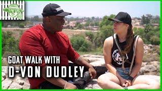 Ronda Rousey's GOAT Walk No. 1: D-Von Dudley