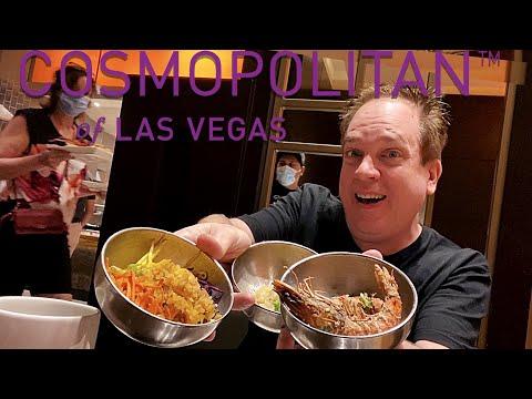 Wicked Spoon Buffet Is Open NOW At Cosmopolitan Las Vegas!
