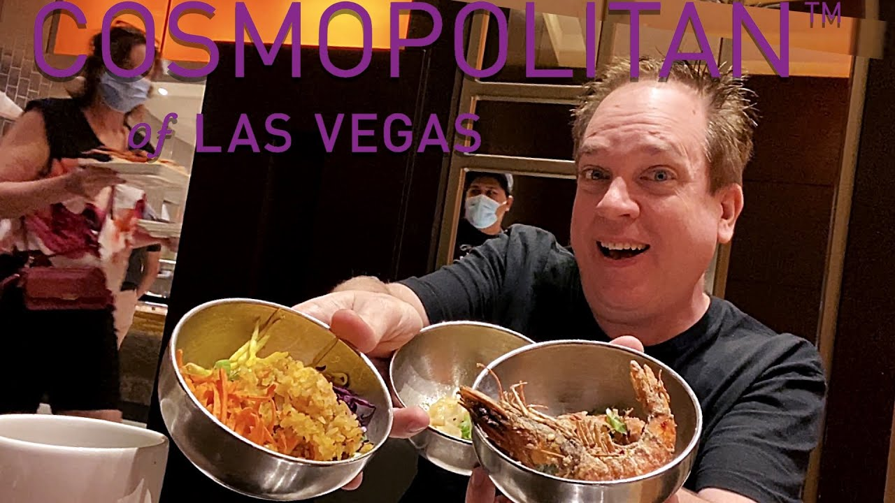 Wicked Spoon Buffet Is Open NOW at Cosmopolitan Las Vegas!