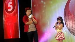 aliyah @ festival mall artista academy road to fame audition