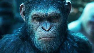 Планета обезьян Война 2017 Смотреть фильм
