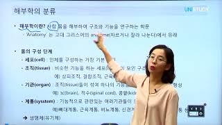 박유현 교수님의 인체해부학 핵심정리, 1강 해부학 총론 Part 1