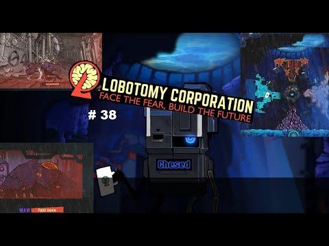 Lobotomy Corporation #38 ~ Supressing The Coffee King!