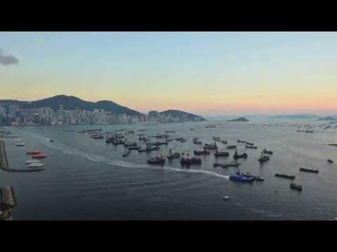 Hong Kong - Kowloon West - Tsing Yi - Hong Kong Island