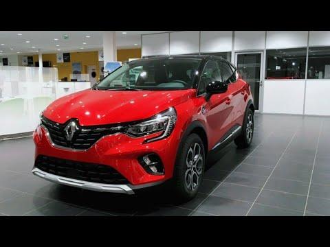 2019 Renault CAPTUR - New Design
