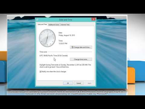view-different-time-zones-in-the-system-clock-in-windows®-8.1