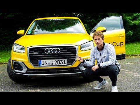 Mit NEUEM AUDI nach München ft. Mertens, Carrasco und mehr - AUDI CUP EVENT