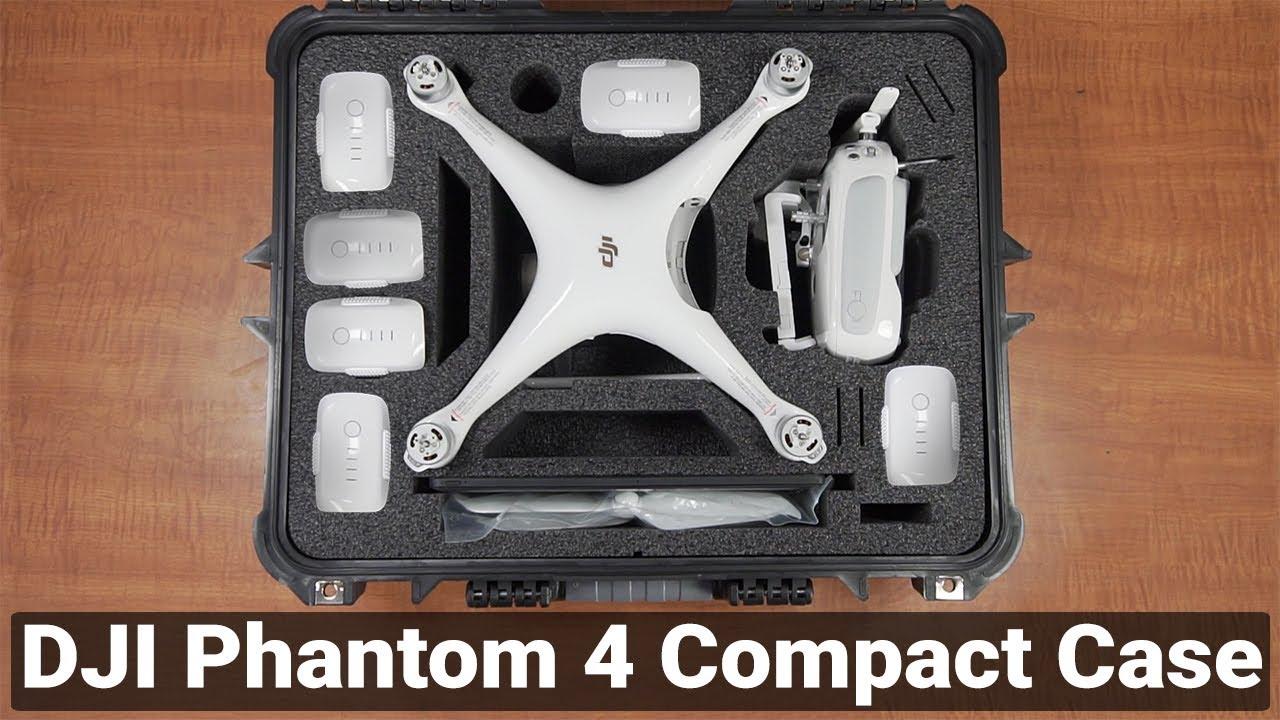 DJI Phantom 4 Compact Case - Video