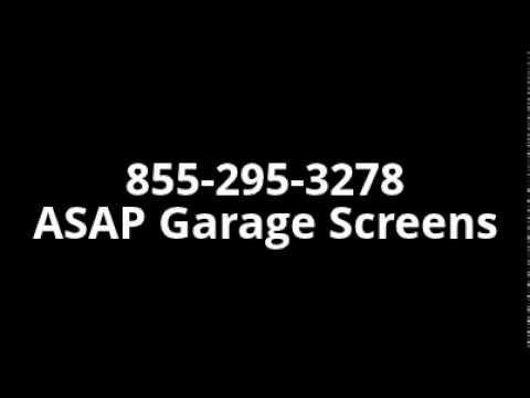 Summerfield Garage Door Screens Summerfield FL 855-295-3278 ASAP Garage Screen Doors, All Types from YouTube · Duration:  2 minutes 36 seconds