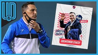 Christian 'Chaco' Giménez tendrá su segunda oportunidad como director técnico, luego de pasar por el Cancún FC de la Liga de Expansión.   #ChacoGiménez #AtenasSAD #CancúnFC