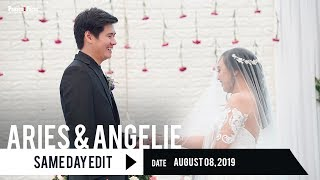 Aries & Angelie | Same Day Edit Video by Phases and Faces Digital Photography