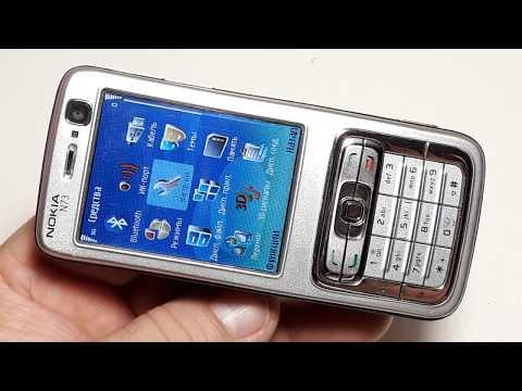 Перепрошил Nokia N73. Retro Phone. Смотри что вышло. Русская прошивка нокия