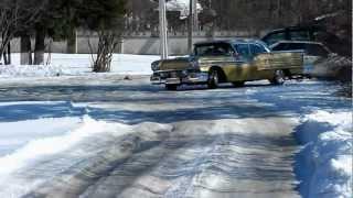 Реставрация автомобиля Oldsmobile 98