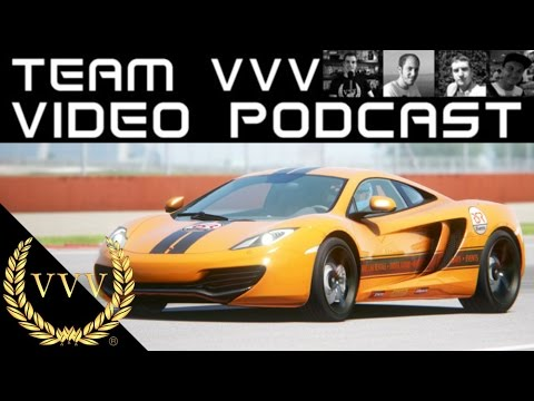 Team VVV Video Podcast 29, Assetto Corsa Buyout, Project CARS 2, Resident Evil VII