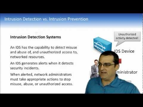 Intrusion Prevention Versus Intrusion Detection Systems