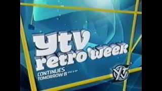 YTV Promo - Retro Week (2008)