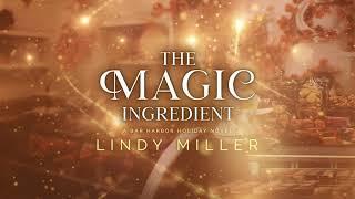 Book Trailer: The Magic Ingredient
