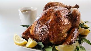 Honey Mustard Glazed Turkey Recipe W/ Thyme & Pancetta Stuffing - Woolworths