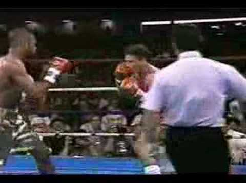 Roy Jones Jr. vs Vinny Pazienza (06-24-1995) (1/4)