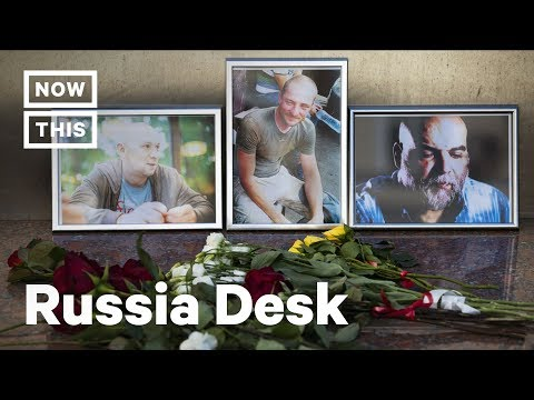 Why 3 Journalists Died Investigating The Russian Paramilitary | The Russia Desk | NowThis