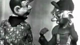 April Fools Day on the Howdy Doody Show (April 1, 1952)