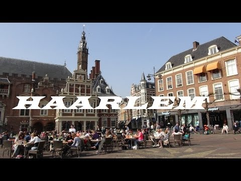 Netherlands-Beautiful Haarlem (Holland) Part 2