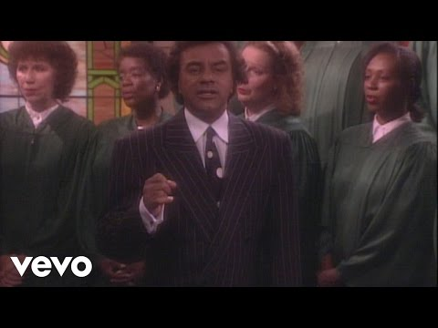 Johnny Mathis - Silent Night, Holy Night (from Home for Christmas)