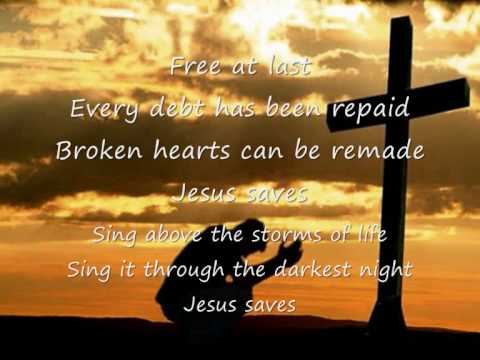 Lyrics of come to jesus