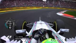 「F1車載カメラとスピードメーター」で体感する音速の世界