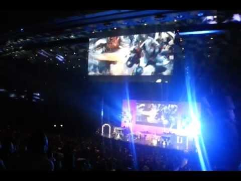 Trailer Starcraft 2 HotS à la Grande Finale Iron Squid 2