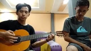 Lagu rindu akustik cover by_yosh