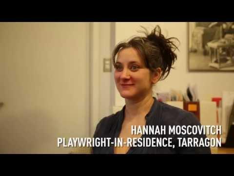 Hannah Moscovitch on Tarragon's Impact