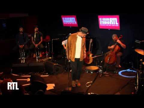 Ben Oncle Soul - Ain't no sunshine en live dans le Grand Studio RTL - RTL - RTL