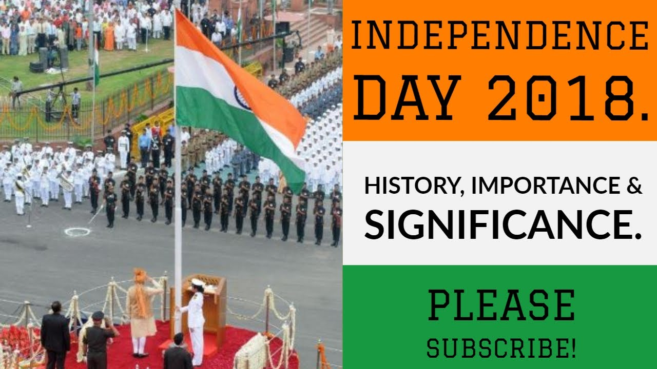 #IndependenceDayIndia | 73rd Independence Day: History, Importance and  Significance